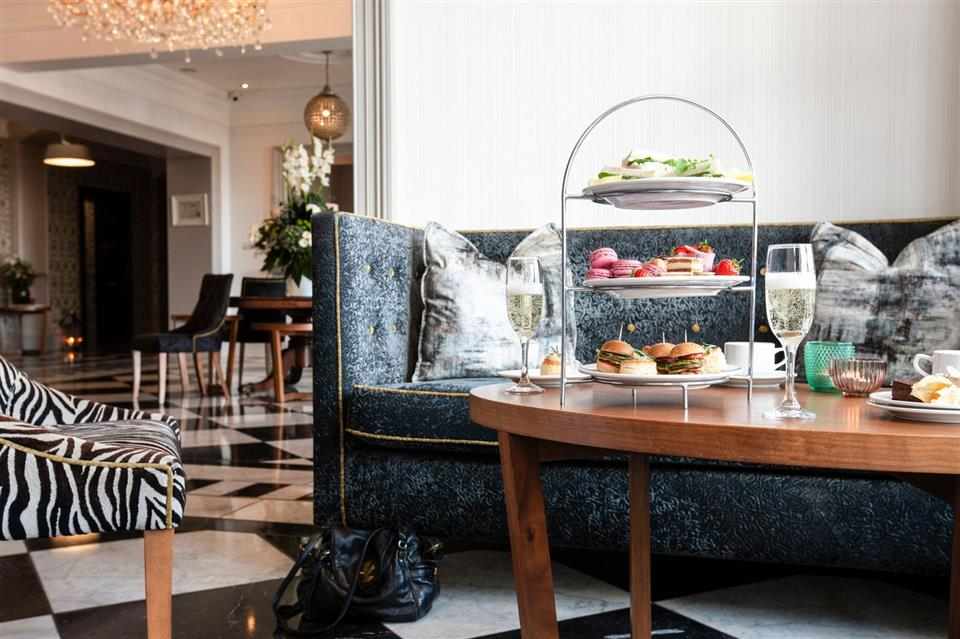 The Address Hotel Afternoon Tea