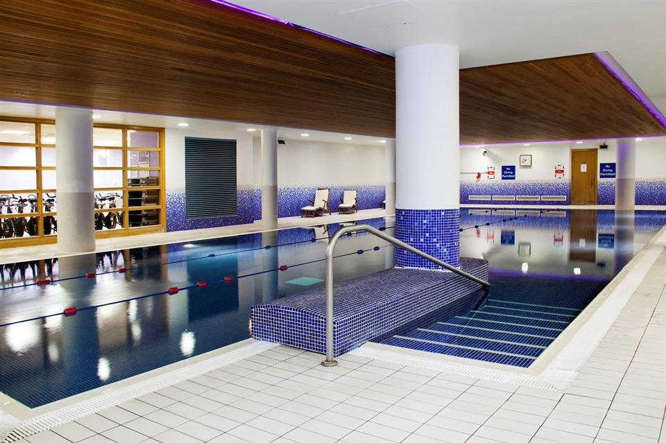 Clayton Hotel Cardiff Lane Swimming Pool