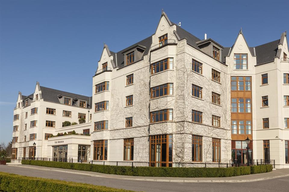 The Brehon Hotel Exterior