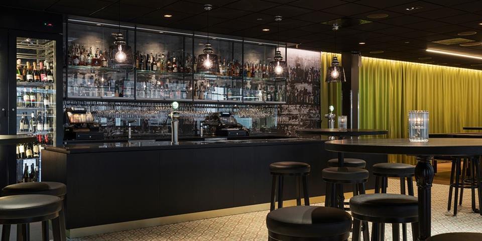 Thon Hotel Oslo Airport Bar