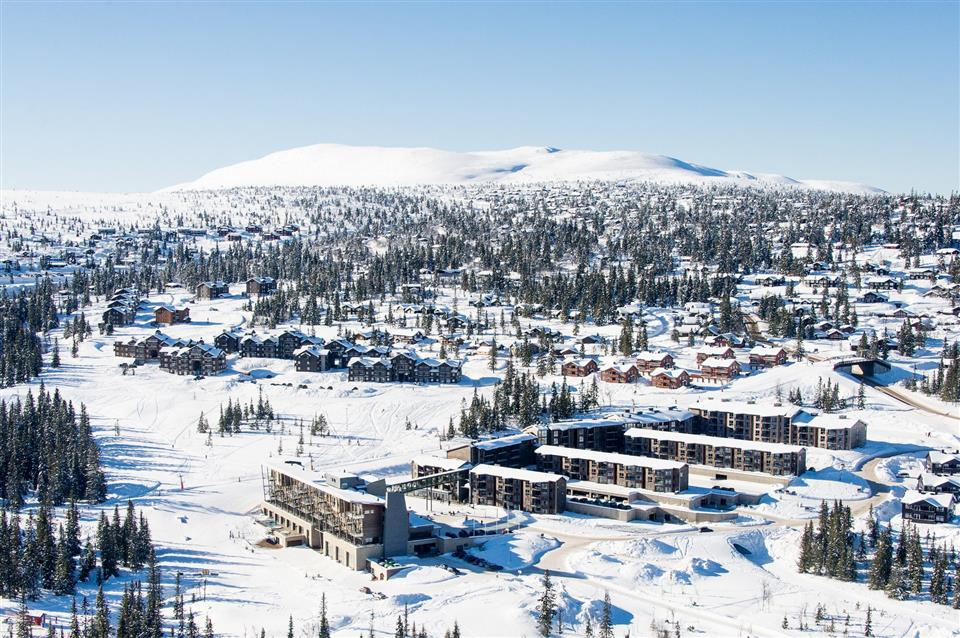 Radisson Blu Mountain Resort & Residences Fasad
