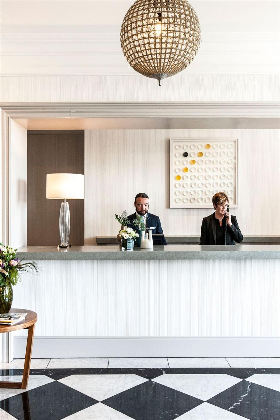 The Address Hotel Check In