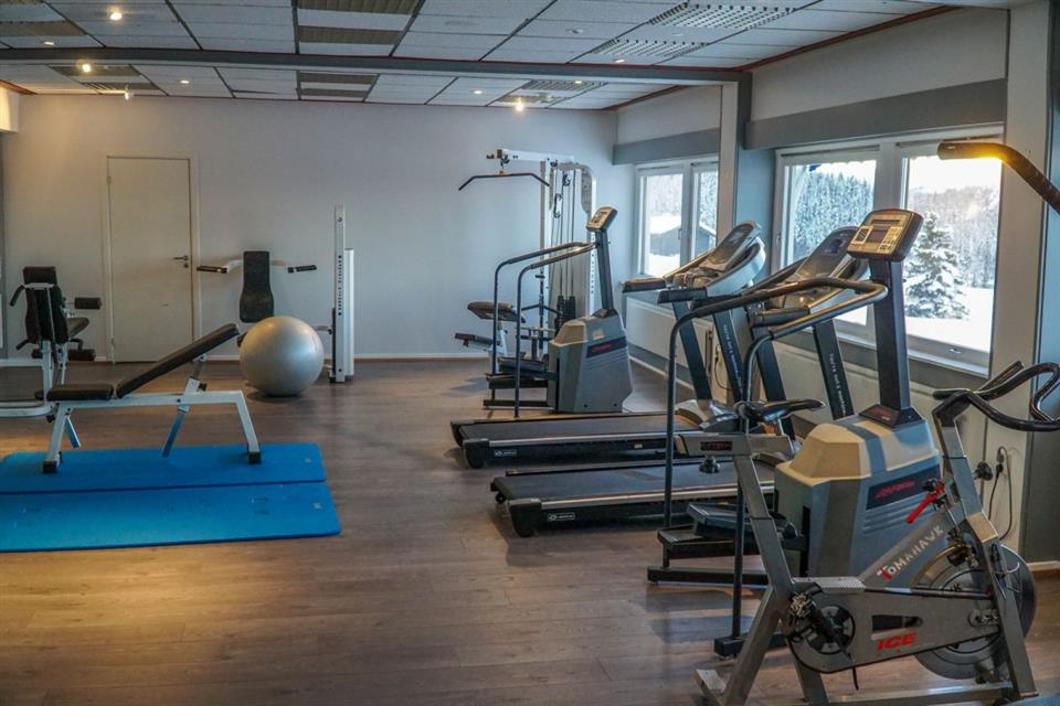Wadahl Høgfjellshotell Gym