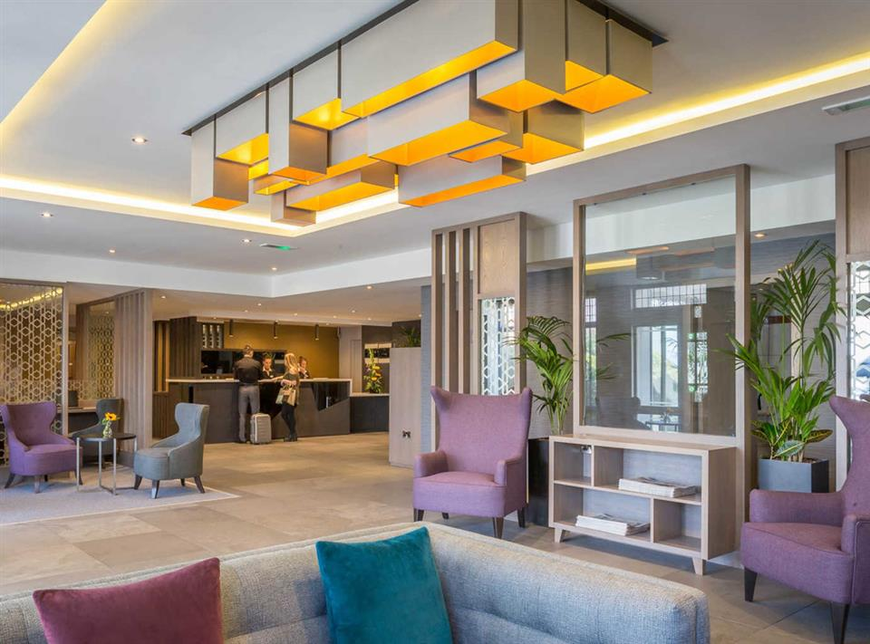 Maldron Hotel Newlands Cross Reception