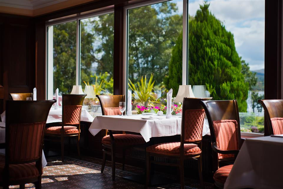 Harvey's Point Hotel Restaurant