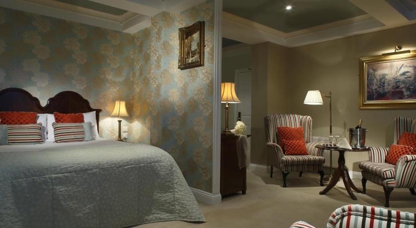 Granville Hotel Bedroom
