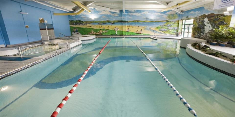 Celtic Ross Hotel Swimming Pool