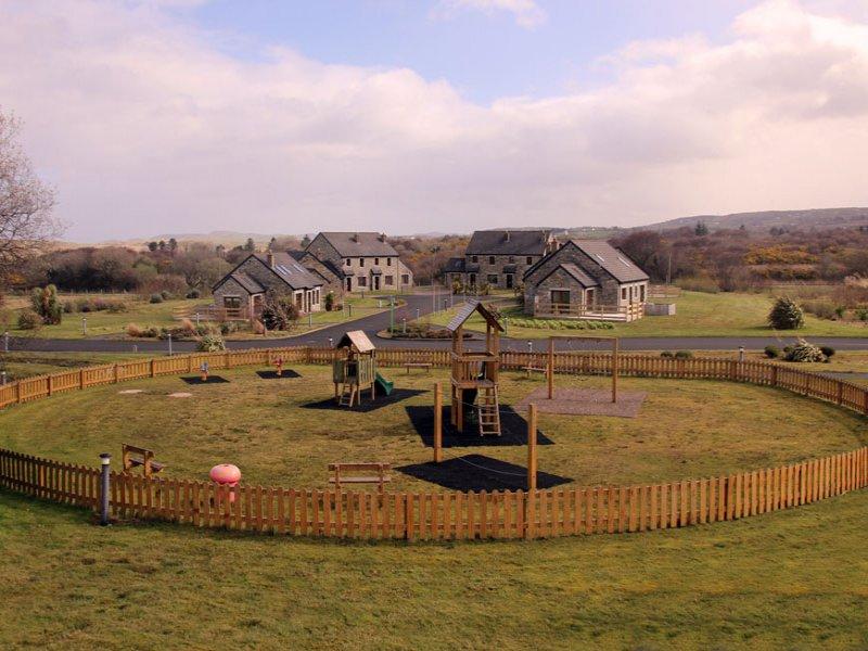 Donegal Boardwalk Resort playground
