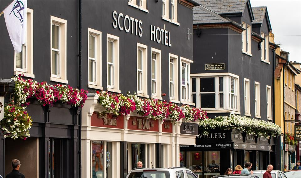 Scotts Hotel Exterior