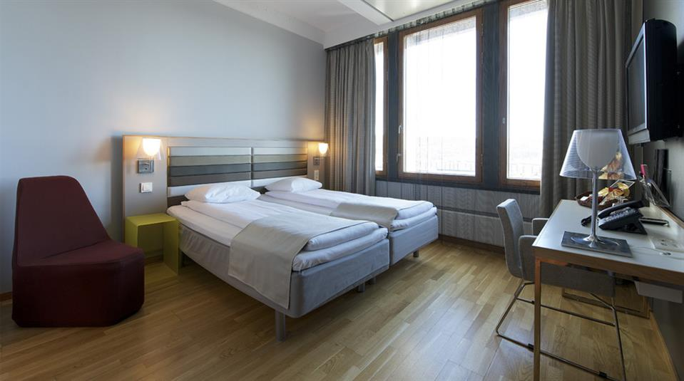 Quality Hotel 33 Twin room
