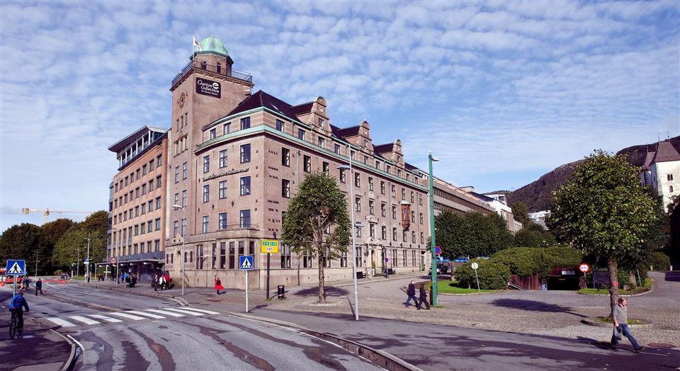 Clarion Collection Hotel Havnekontoret Fasad