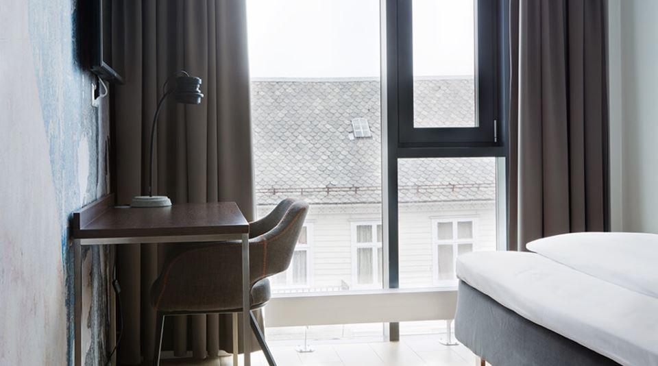 Comfort Hotel Florø Enkelrum