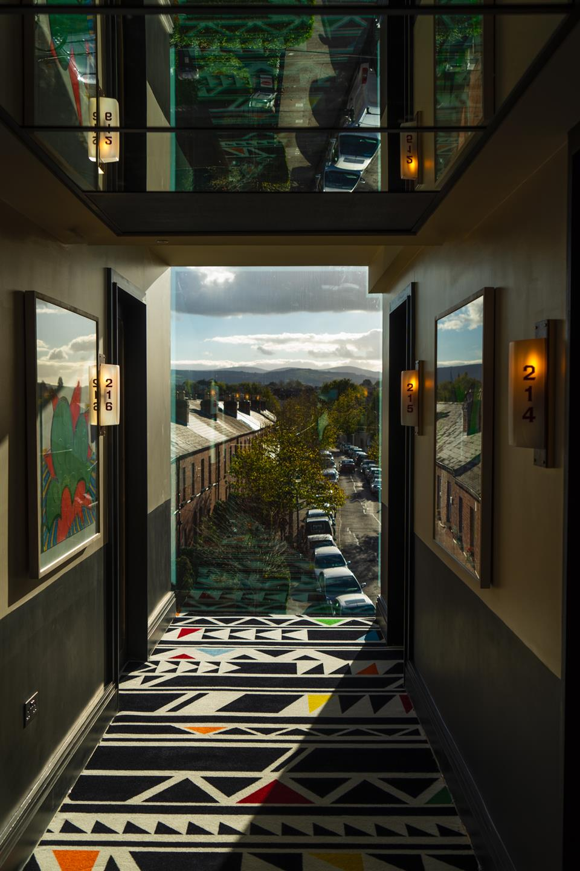 The Devlin Corridor