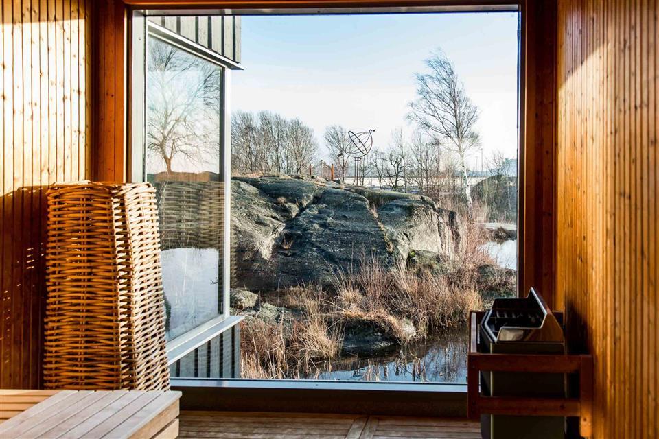Arken Hotel & Art Garden Spa Bastu