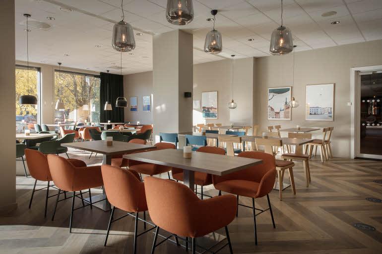 Scandic Helsfyr Restaurang