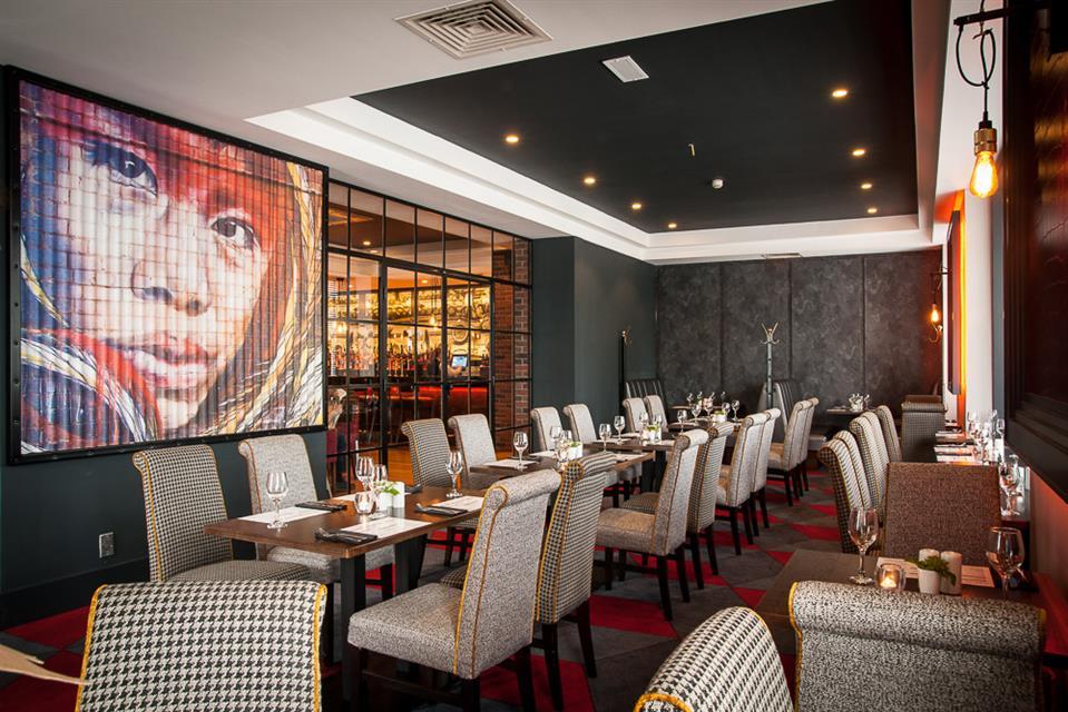 Oriel House Hotel Restaurant