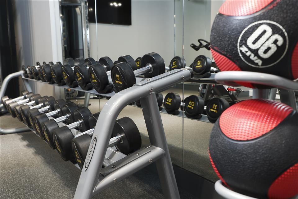 Marlin Hotel Gym