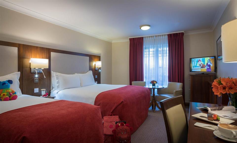 Clayton Hotel Ballsbridge Bedroom