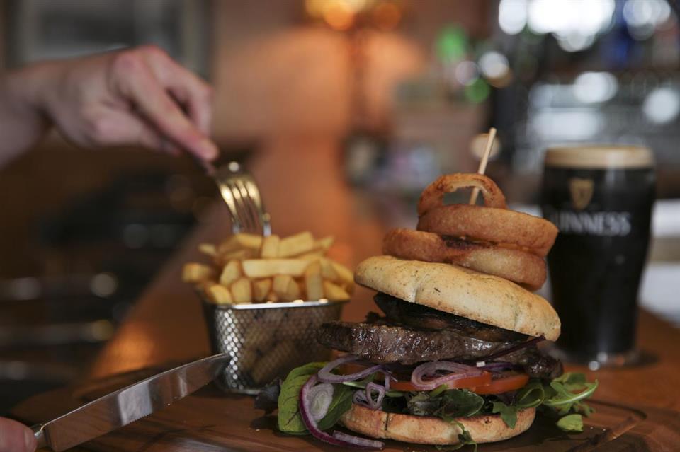 West Cork Hotel Food