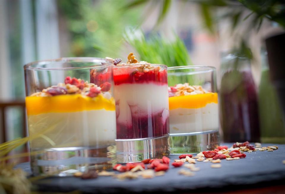 Clayton Hotel Leopardstown Breakfast