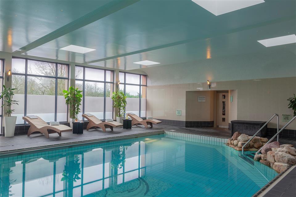 Radisson Blu Hotel Limerick Swimming Pool