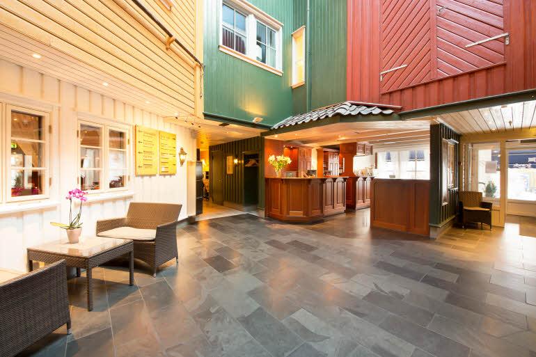 Scandic Grimstad Reception