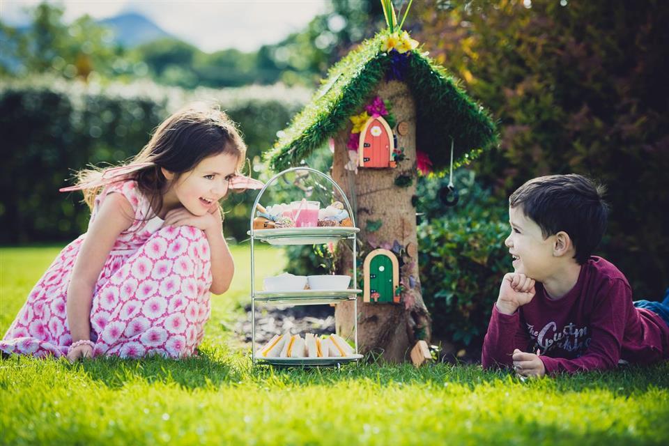 The Brehon Hotel Fairy Garden
