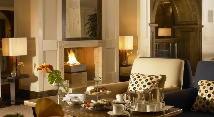 The Brehon Hotel  Interior