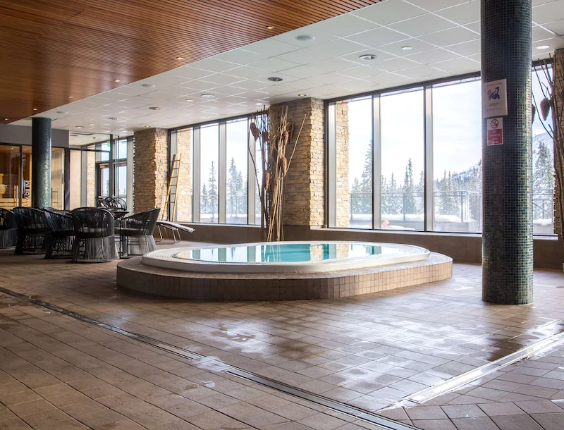 Radisson Blu Mountain Resort & Residences Jacuzzi