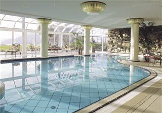 Aghaode Heights Hotel swimming Indoor Pool