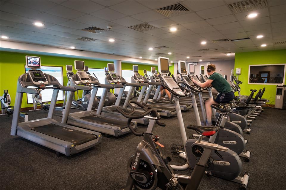 Athlone Springs Hotel & Leisure Center Gym