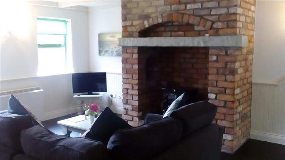 Ardnagashel Holiday Cottage Living Room
