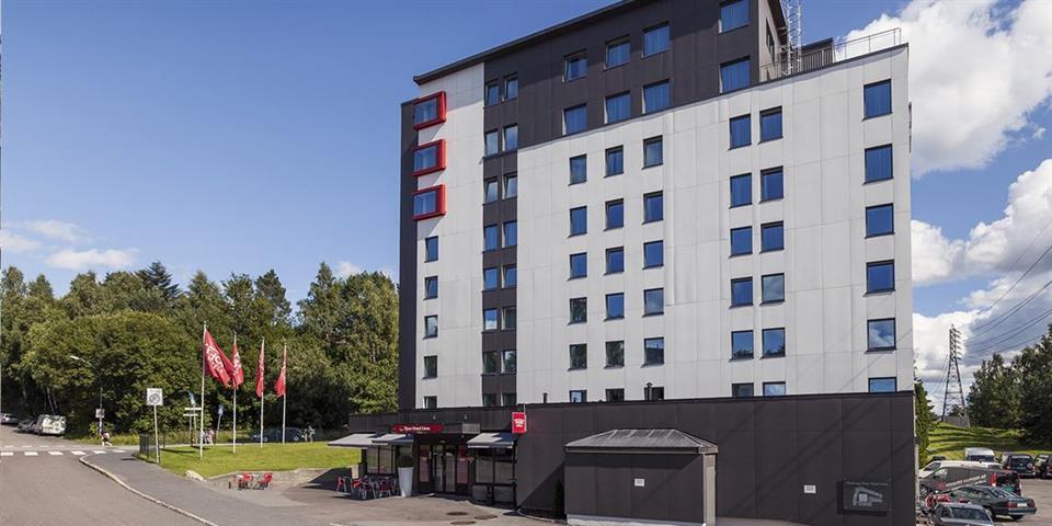 Thon Hotel Linne Fasad