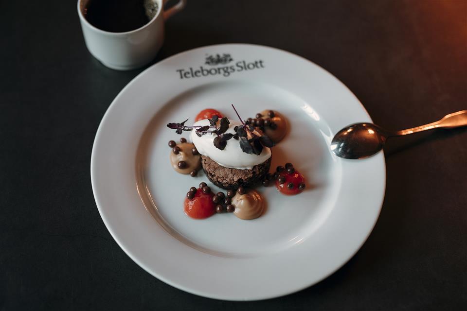 Teleborgs Slott Dessert