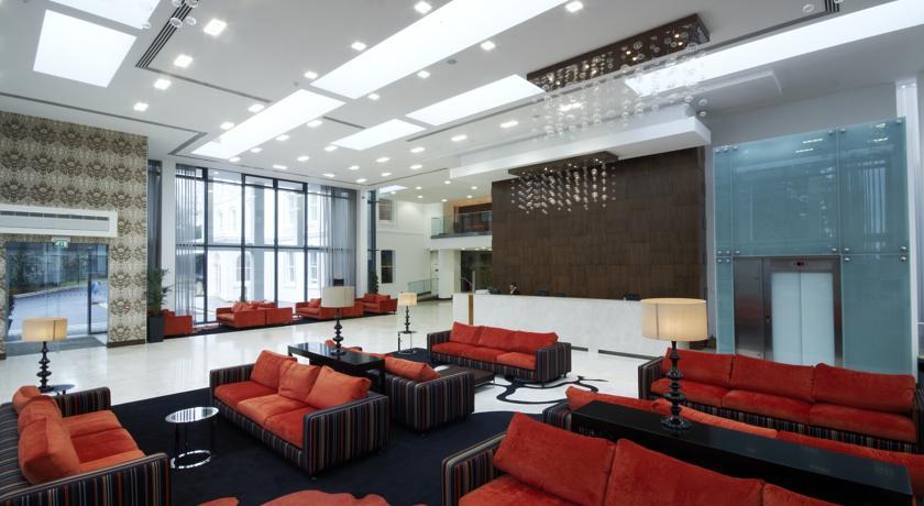 Rochestown Park Hotel Lobby
