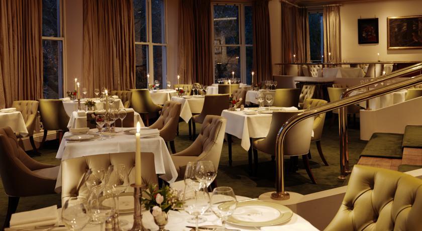 Sheen Falls Lodge restaurant dining