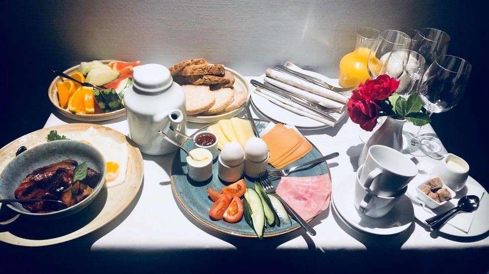 Scandic Hotel Alexandra Frukost