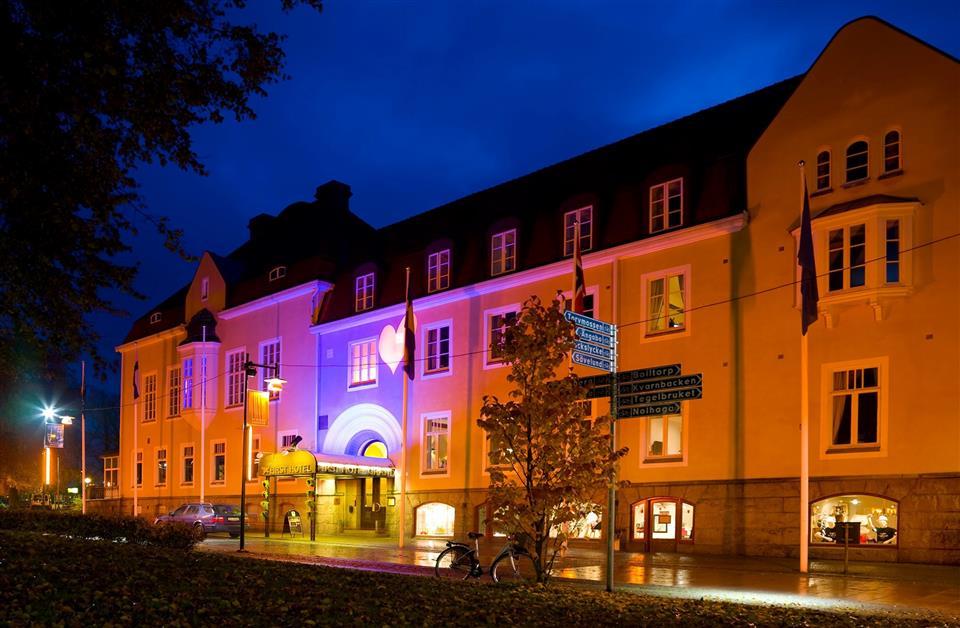 Grand Hotel Alingsås Fasad