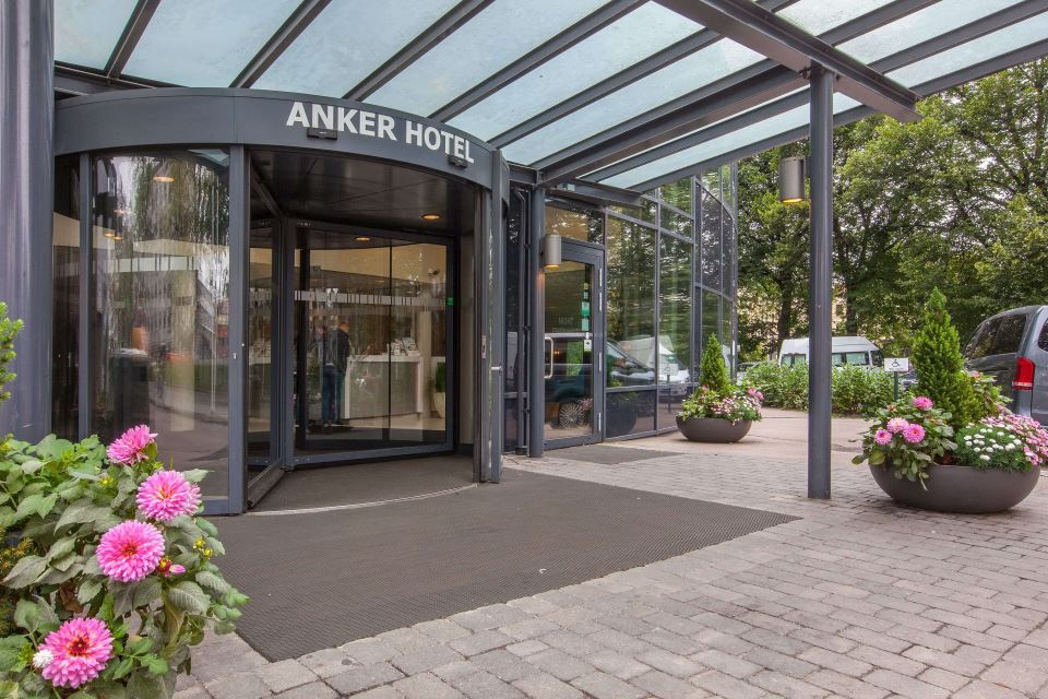 Anker Hotel Fasad