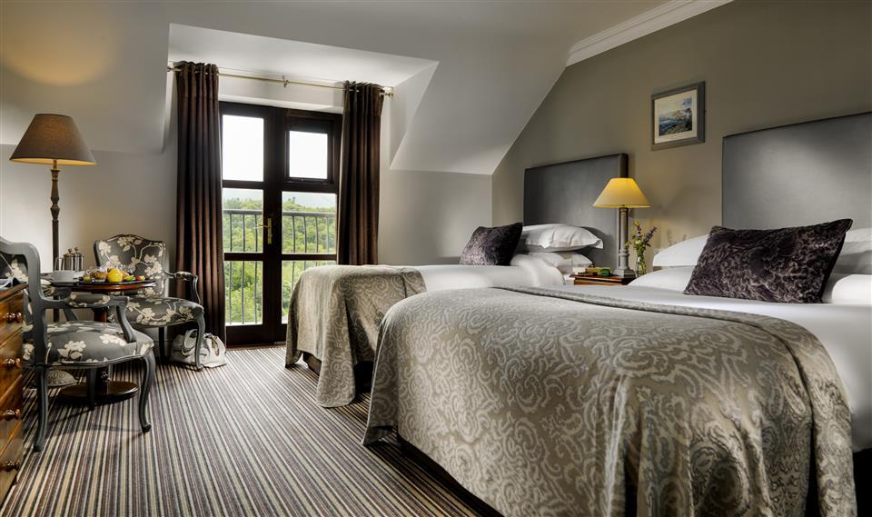 The Heights Hotel Killarney Bedroom