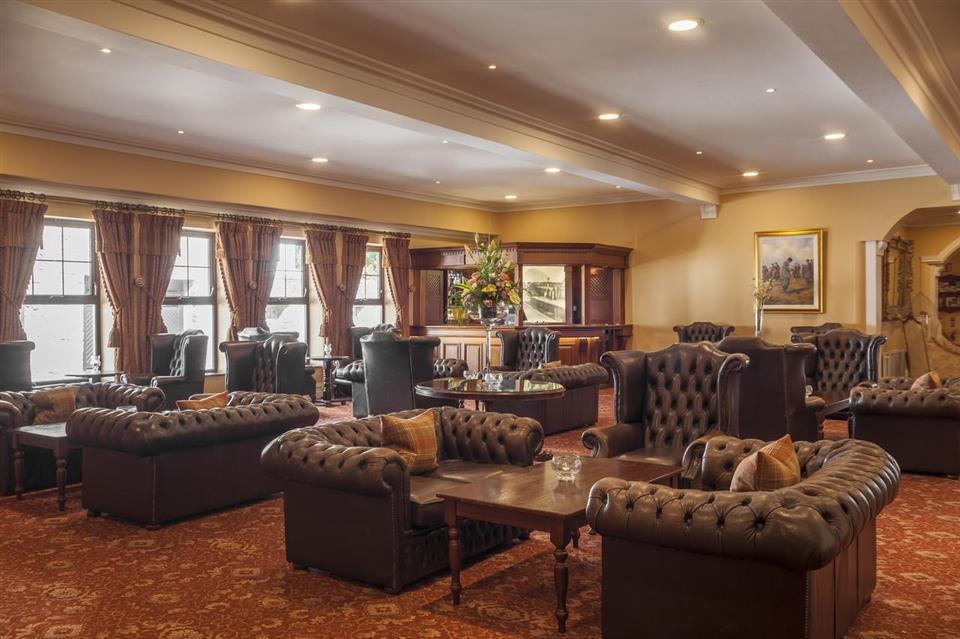 Gweedore court Hotel Reception