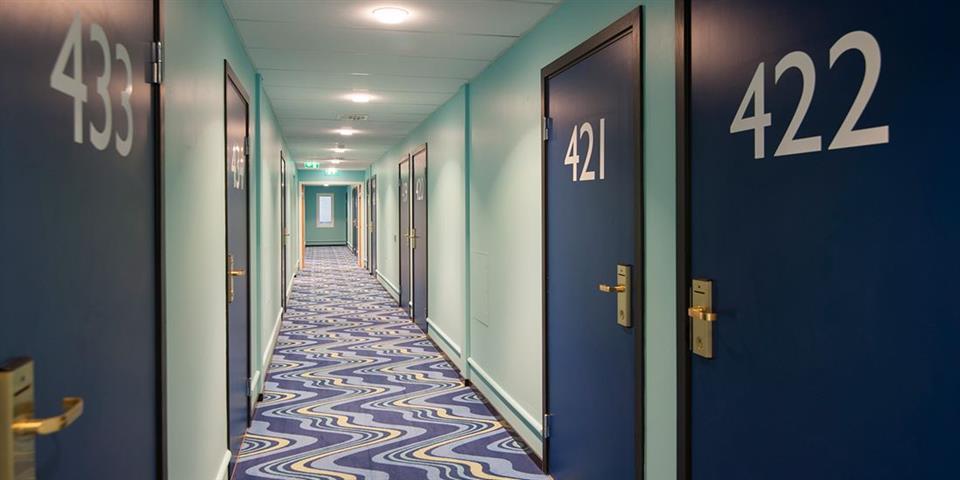 Thon Hotel Nordlys Korridor