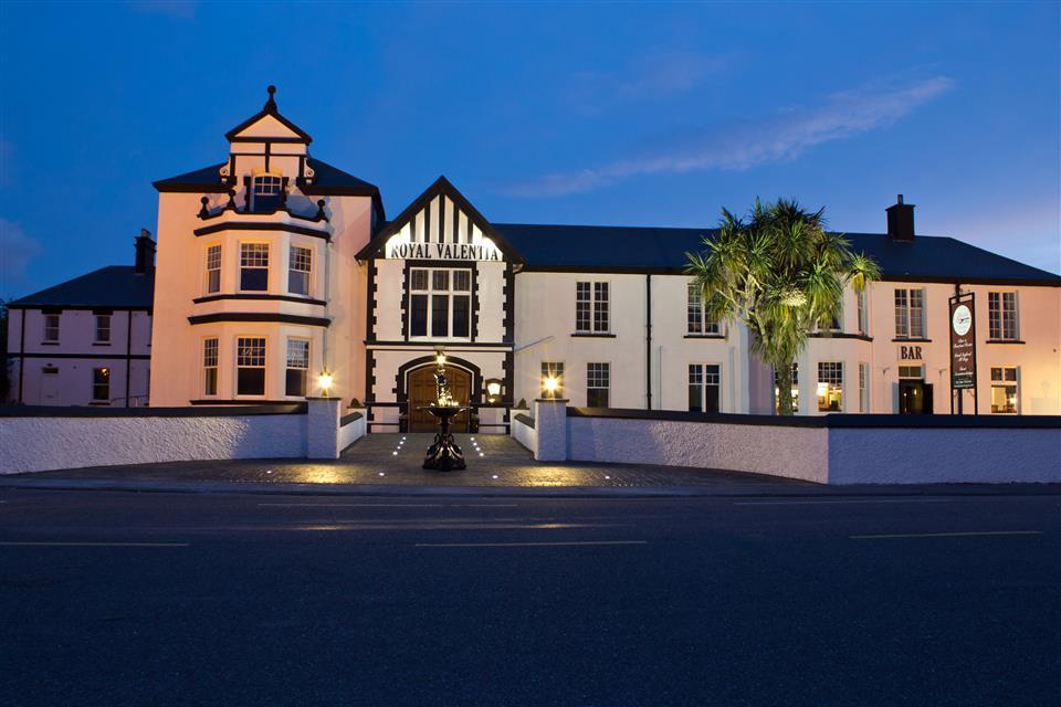 Royal Valentia Hotel exterior