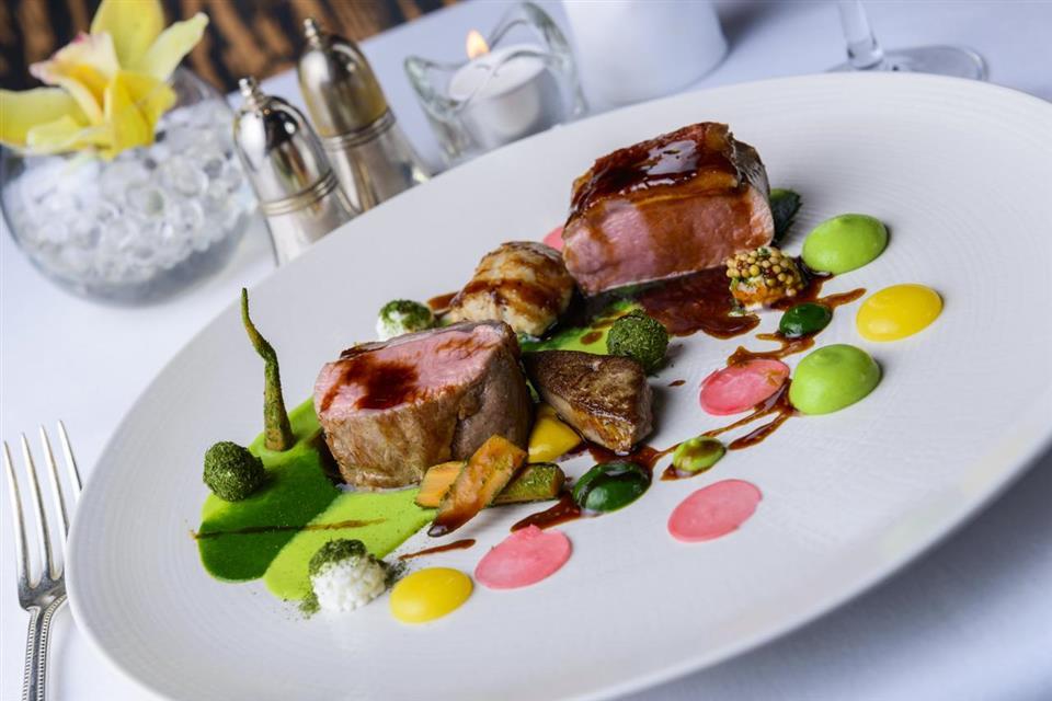 muckross Park Hotel restaurant dining