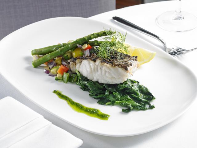 The Trident Hotel Kinsale Food