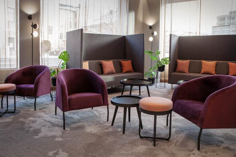 Scandic Ambassadeur Drammen Lounge