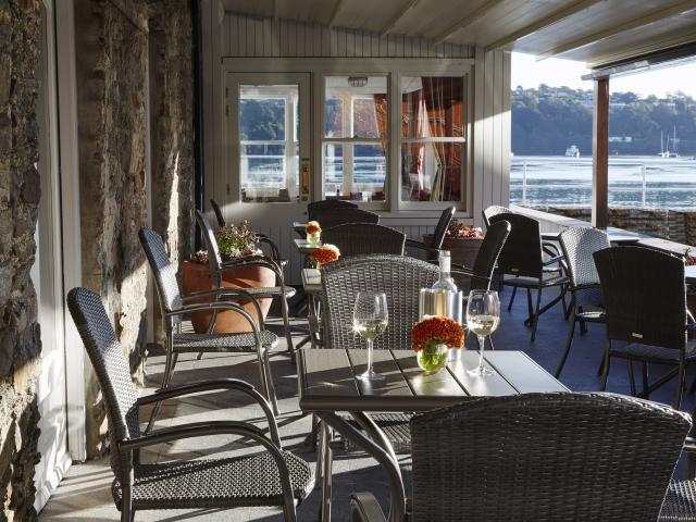 Trident hotel Kinsale Terrace