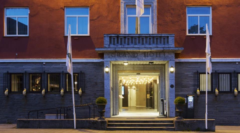 Quality Hotel Grand Kristiansund Entré