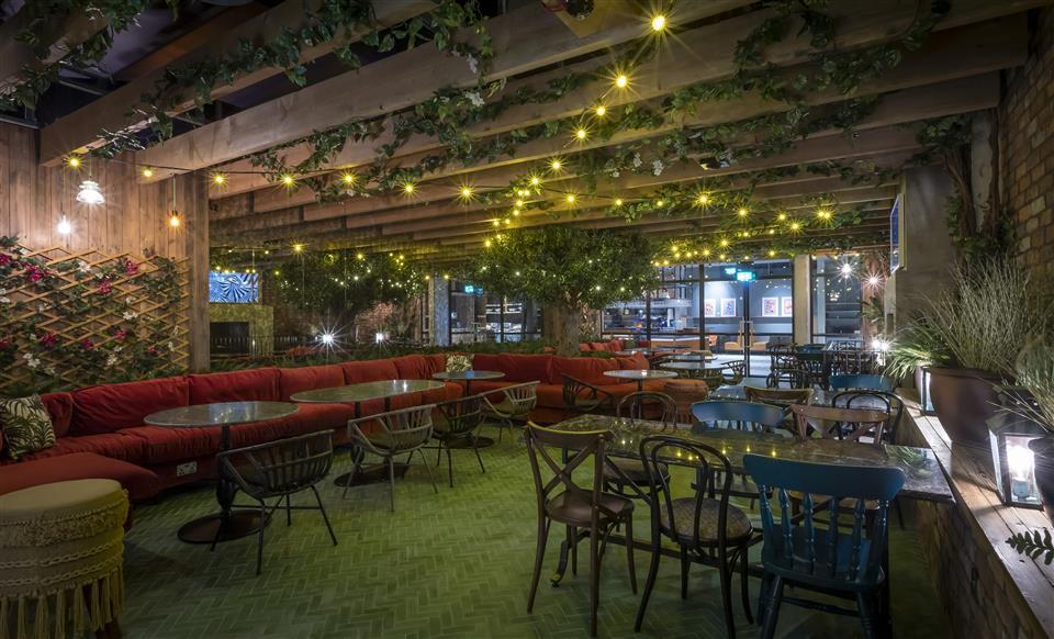Marlin Hotel Garden Restaurant