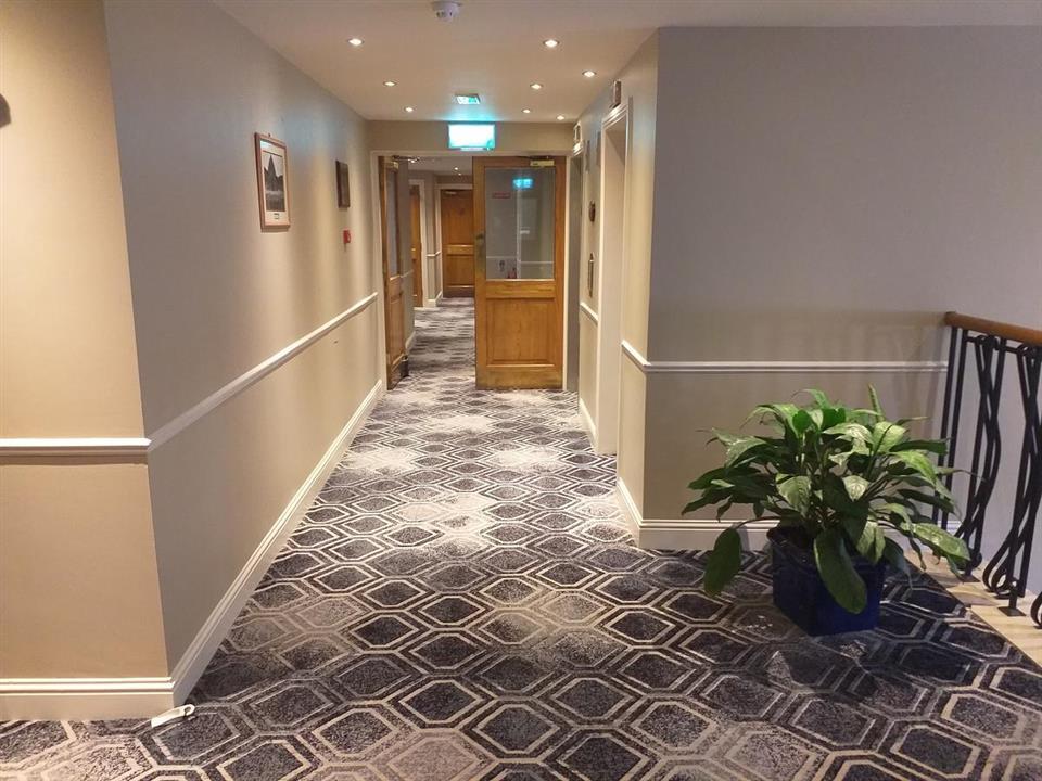 The Parkavon Hotel Interior